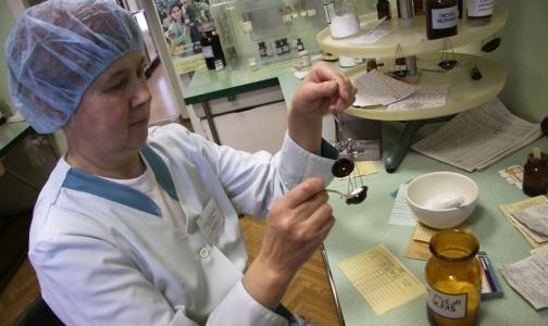 В каких аптеках Петербурга готовят лекарства по рецепту