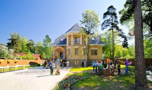 В поселке Ольгино после ремонта откроют детский Центр паллиативной помощи