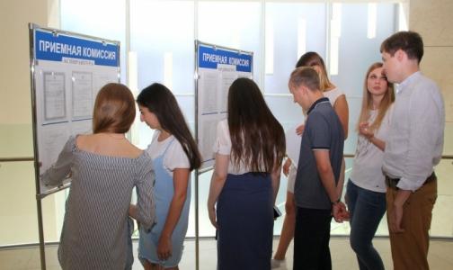 Почти половина первокурсников Центра им. Алмазова - отличники