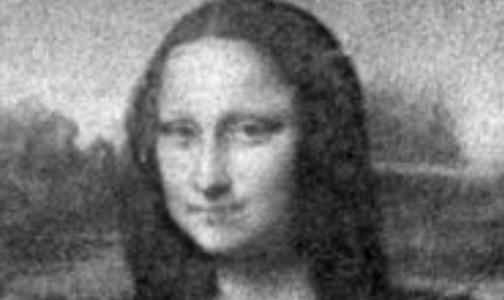 Итальянские ученые «нарисовали» бактериями портрет Моны Лизы