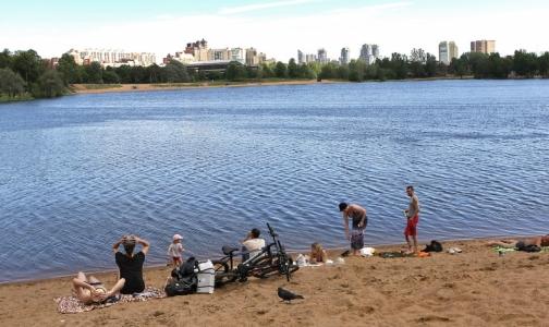 За вечер в одном петербургском озере утонули три человека