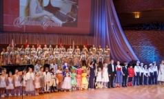 На сцене Мариинки выступают дети c искусственным слухом