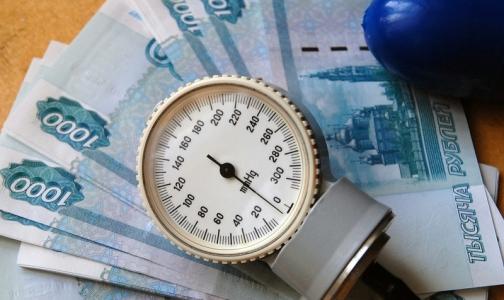 В Роспотребнадзоре сказали, как часто петербуржцы жалуются на платные медуслуги
