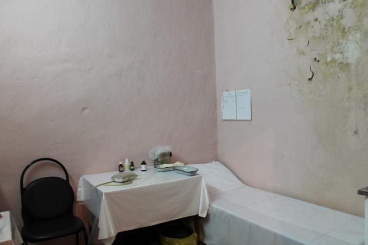 «Фронтовики» показали фотографии худших поликлиник страны