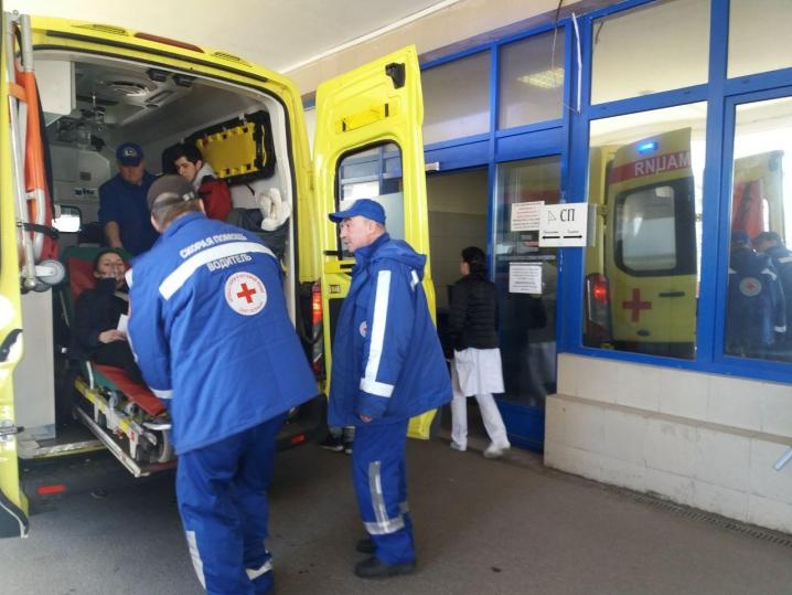 Врачи тренируются спасать пострадавших в ЧС на ЧМ с запасом антидота для «Новичка»