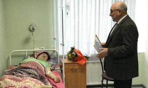 Пациента №100 000 Елизаветинская больница будет лечить в 2019 году без очереди
