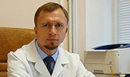 Михаил Дубина покидает пост председателя комитета по здравоохранению Петербурга