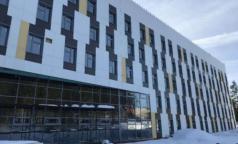 Детскую поликлинику в Сертолово обещают достроить в срок — к Новому году