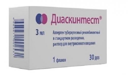 В Петербурге приостановили использование партии «Диаскинтеста» после госпитализации 11 школьников