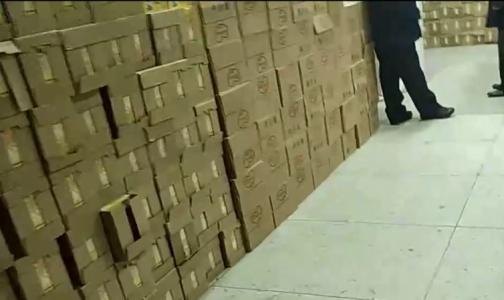 В действующем морге обнаружили склад детского питания