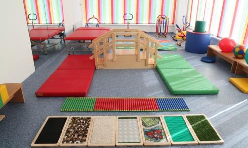 В детской больнице Петербурга открылось отделение для детей, родившихся 500-граммовыми