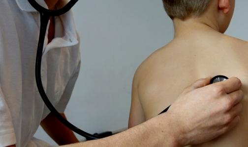 Каждый десятый заболевший коклюшем в России — петербуржец