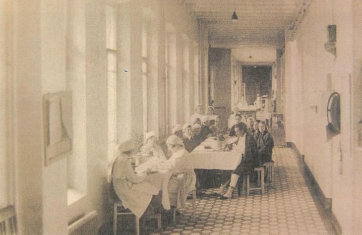 Бывшую больницу Ижорских заводов признали региональным памятником (фото gov.spb.ru)