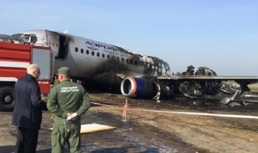 Минздрав: После трагедии в Шереметьево госпитализированы 9 человек