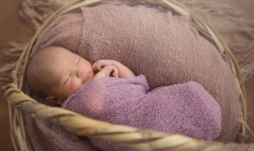 В этом году Петербург уже «потерял» более 1,4 тысячи новорожденных