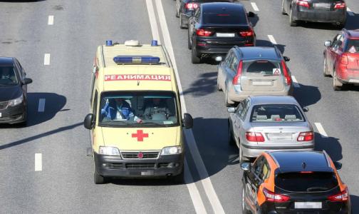 Штрафы для водителей за отказ пропустить скорую вырастут до 5 тысяч рублей