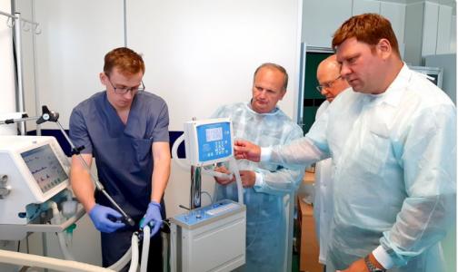 В Центре Алмазова испытывают отечественный аппарат для терапии оксидом азота
