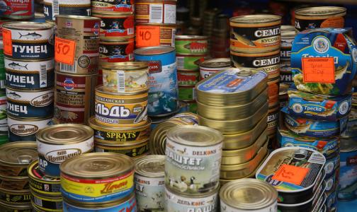 Больше половины недорогих рыбных консервов не соответствуют ГОСТу