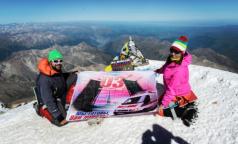 Фельдшеры, поднявшие флаг петербургской скорой на Эльбрус: Мы посвятили восхождение любимой работе