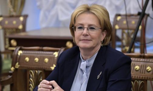 Вероника Скворцова: Время приема у врача неограничено