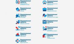 Правительство придумало логотипы для нацпроектов