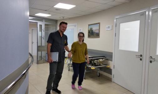 В Центре Алмазова спасли молодую пациентку с редкой болезнью моямоя