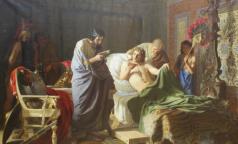 Ученые Греции установили причину смерти Александра Македонского. И это не малярия или пневмония