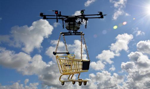 В Нидерландах дроны будут доставлять лекарства в руки пациентам