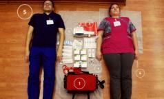 Петербургские врачи присоединились к флешмобу TetrisСhallenge