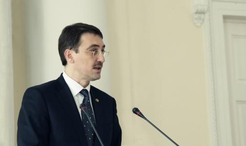 Экс-глава комздрава возглавит федеральный институт в Петербурге