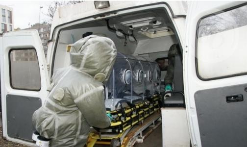 Зафиксирован первый случай смерти от коронавируса в китайской провинции на границе с Россией