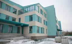 До конца года в Стрельне обещают открыть поликлинику-долгострой с бассейном