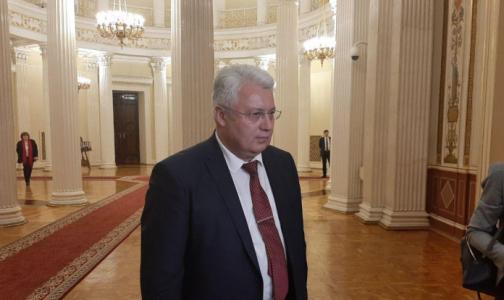 Вице-губернатором Петербурга стал врач Олег Эргашев