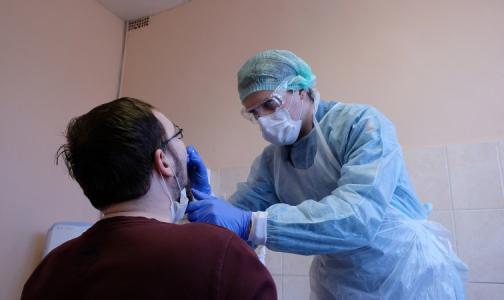 В каких медучреждениях Фрунзенского района можно сдать анализ на коронавирус