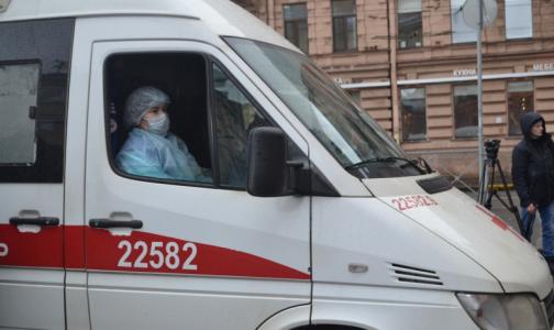 Пациентов с ОРВИ и пневмониями госпитализируют уже в пять больниц Петербурга