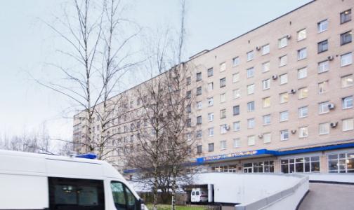 Главврач закрытой Александровской больницы о питании сотрудников: Спонсоры находятся поэтапно