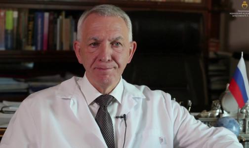 Евгений Шляхто рассказал, как вырастет нагрузка на медиков на пике эпидемии коронавируса в Петербурге