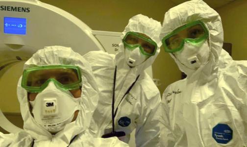В Петербурге открылся первый амбулаторный КТ-центр для выявления коронавирусной пневмонии
