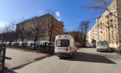 Две петербургские больницы не могут принимать новых пациентов - не осталось мест