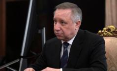 Губернатор Петербурга считает, что город «подходит к красной черте»