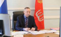 Александр Беглов попросил Москву помочь в закупке медоборудования и средств защиты
