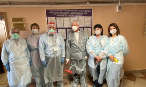 С начала пандемии коронавирус выявили у 38 беременных петербурженок