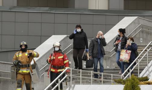 Медиков больницы святого Георгия, эвакуировавших пациентов во время пожара, представят к награде