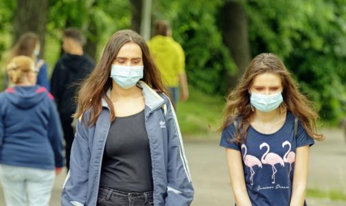 В России выявили 9 268 новых случаев заражения коронавирусом