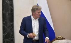 Пресс-секретарь президента Дмитрий Песков госпитализирован с COVID-19