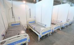 Прокуратура: Госпиталь в «Ленэкспо» соответствует требованиям санитарии и гигиены