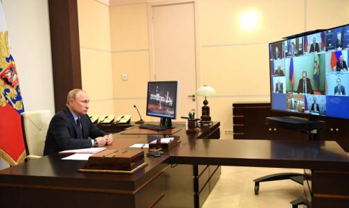 Путин поручил Минздраву возобновить плановую медицинскую помощь