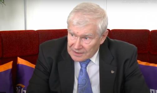 Умер профессор Юрий Астахов, 35 лет возглавлявший офтальмологическую службу Петербурга