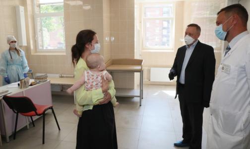 Детскую поликлинику на Мытнинской отремонтируют по частям - переезда не будет