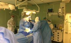 В петербургской больнице прооперировали пациентку с расслоением аорты и ковидной пневмонией